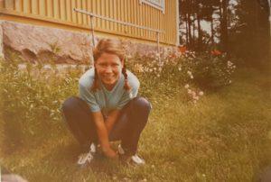 Marjo Heiskanen teininä