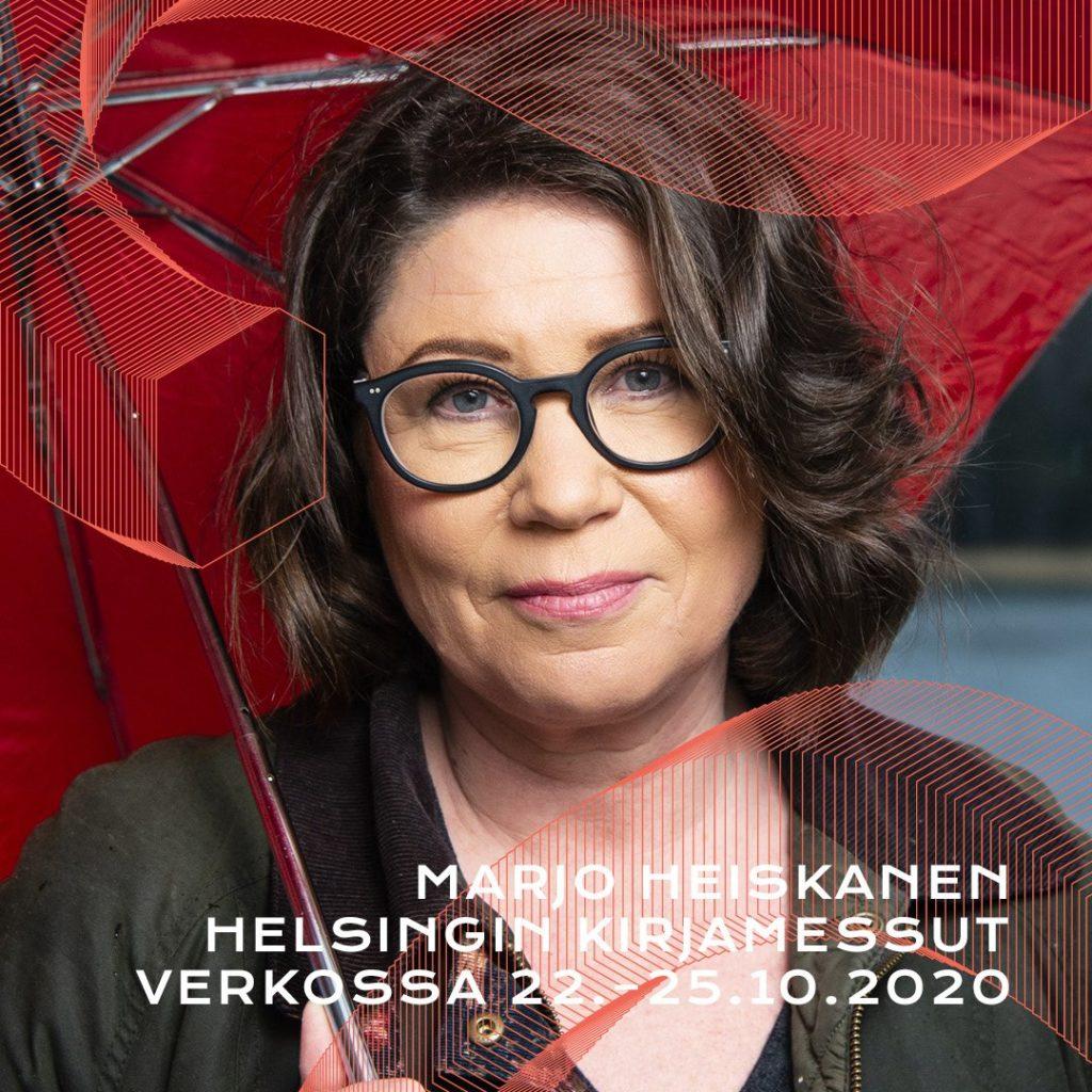 Yhteen hiileen Helsingin kirjamessuilla